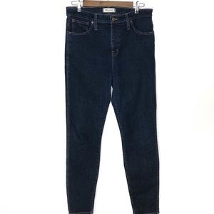 Made well High Rise Skinny Jeans